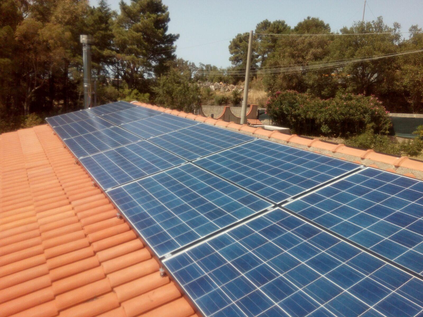 Impianti Fotovoltaici Per Risparmiare : Impianto fotovoltaico green power energia